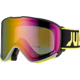 Julbo Quickshift MTB Double Lens 0+2 Goggles gelb/rot